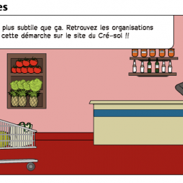 Pixton Comic Les circuits courts alimentaires par dimitrirouger 2